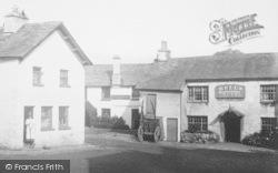Hawkshead, Bells, Kings Arms, Hotel 1896