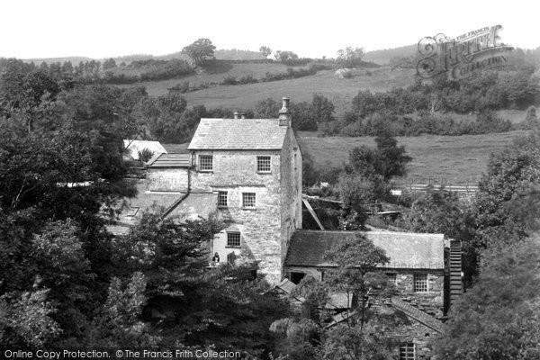 Hawkshead,Bobbin Mill 1896,Cumbria