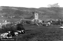 Hawkshead, Church Of St Michael And All Angels 1912