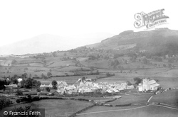 Hawkshead, From Charity High 1896