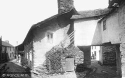 Hawkshead, Old Arch 1896