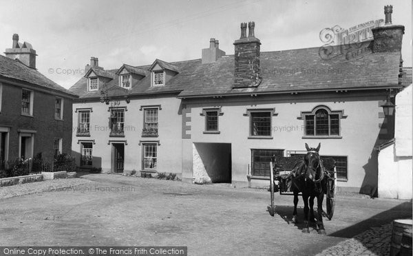 Hawkshead, Red Lion Hotel 1896.  (Neg. 38826)  © Copyright The Francis Frith Collection 2008. http://www.francisfrith.com