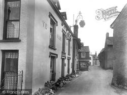 Hawkshead, The Main Street 1929