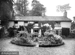 Hawkshead, The Old Grammar School House 1929