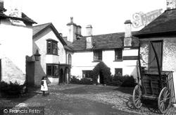 Hawkshead, The Square 1896