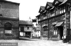 Hawkshead, The Village Centre 1892