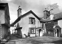 Hawkshead, Wesleyan Chapel 1929