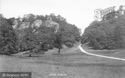 The Drive 1898, Hawkstone Park