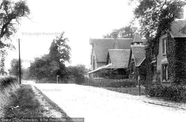 Photo of Hawley, 1906