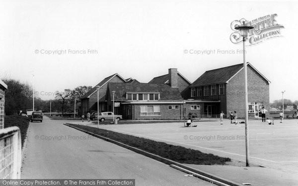 Photo of Hawley, Cove Manor County Primary School c.1960