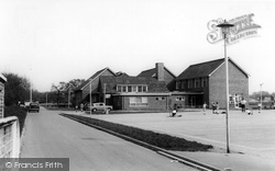 Hawley, Cove Manor County Primary School c.1960