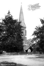 Hawley, Holy Trinity Church 1895