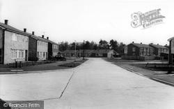 Hawley, Irvine Road c.1960