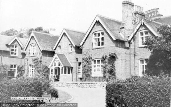 Photo of Hawley, Randell House c.1955
