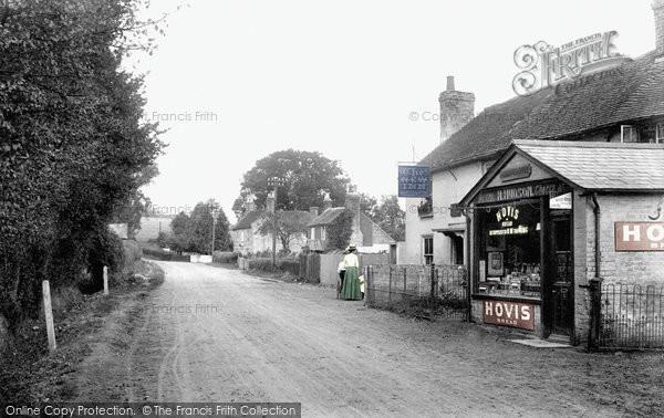 Photo of Hawley, Village 1906