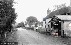 Hawley, Village 1906