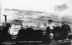 Bronte Country c.1900, Haworth