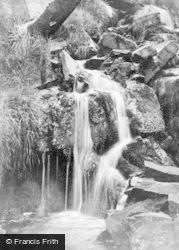Brontë Falls c.1955, Haworth