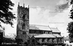 Church c.1955, Haworth