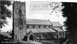 Church Of St Michael And All Angels c.1955, Haworth