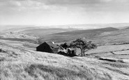 Haworth, Top Withens, ' Wuthering Heights' 1958