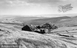 Top Withens, 'wuthering Heights' 1958, Haworth