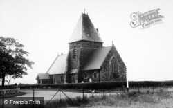 Hawsker, The Church c.1960