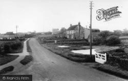 Hawsker, Village Pond c.1960