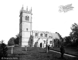 Hawton, St Leonard's Church 1890