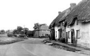Haxton, Village c.1955