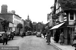 Broad Street c.1955, Hay-on-Wye