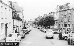 Hay-on-Wye, Broad Street c.1965