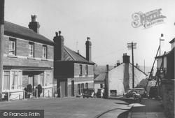 Bull Ring c.1955, Hay-on-Wye