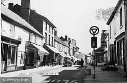 Castle Street 1957, Hay-on-Wye