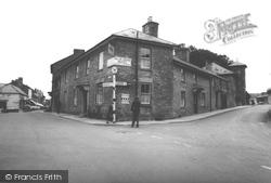 Hay-on-Wye, Cross Roads c.1965