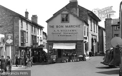 High Town 1952, Hay-on-Wye