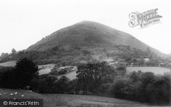 Mynydd Troed c.1965, Hay-on-Wye