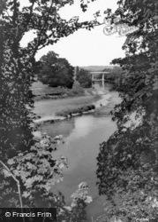 River Wye c.1965, Hay-on-Wye