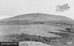 Hay-on-Wye, The Black Mountain (Hay Bluff 2219 Ft) c.1955