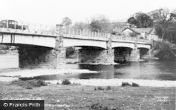 Hay-on-Wye, The Bridge c.1950