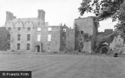 Hay-on-Wye, The Castle 1953