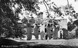 The Castle c.1950, Hay-on-Wye