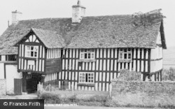 Hay-on-Wye, Ye Olde Rhydspence Inn c.1955