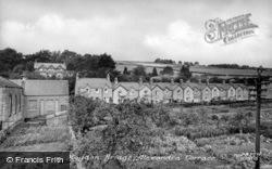 Alexandra Terrace c.1950, Haydon Bridge