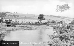 Bridgwood c.1950, Haydon Bridge