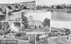 Composite c.1950, Haydon Bridge