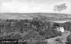 From The Castle c.1950, Haydon Bridge