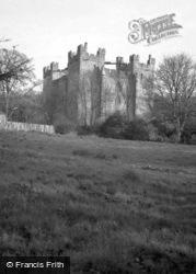 Langley Castle 1962, Haydon Bridge