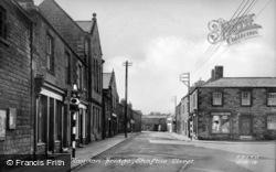 Shaftoe Street c.1950, Haydon Bridge