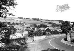 The Village c.1950, Haydon Bridge